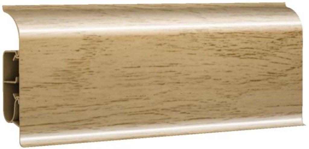 Плинтуса напольные: Плинтус напольный 85 глянцевый 85101 дуб триумф в Мир Потолков