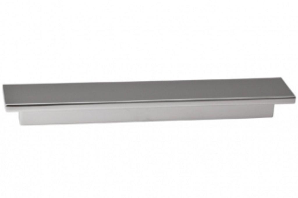 Коллекция МОДЕРН: Ручка-скоба 280мм, отделка сталь шлифованная в МебельСтрой