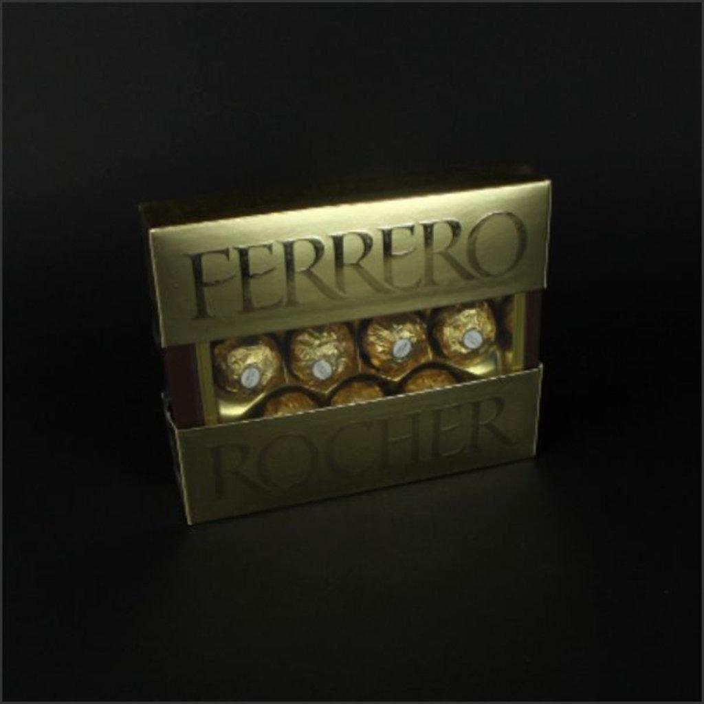 Конфеты: Конфеты Ferrero Rocher в Florida flowers