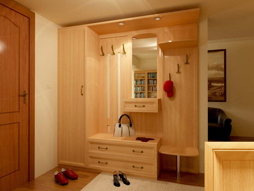 Мебель корпусная: Мебель для прихожей в АЛЛЕЯ, торговая сеть
