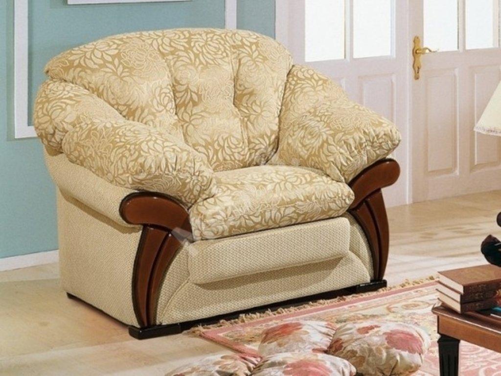 Банкетки и кресла: Кресло Глория 11 Р в Диван Плюс