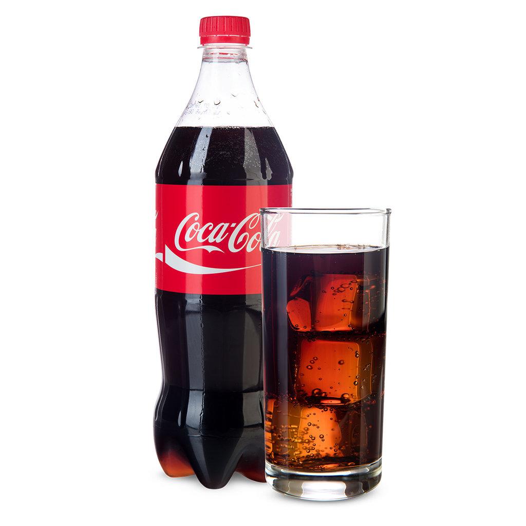 Coca-Cola 0.5 в подарок! в Sushin