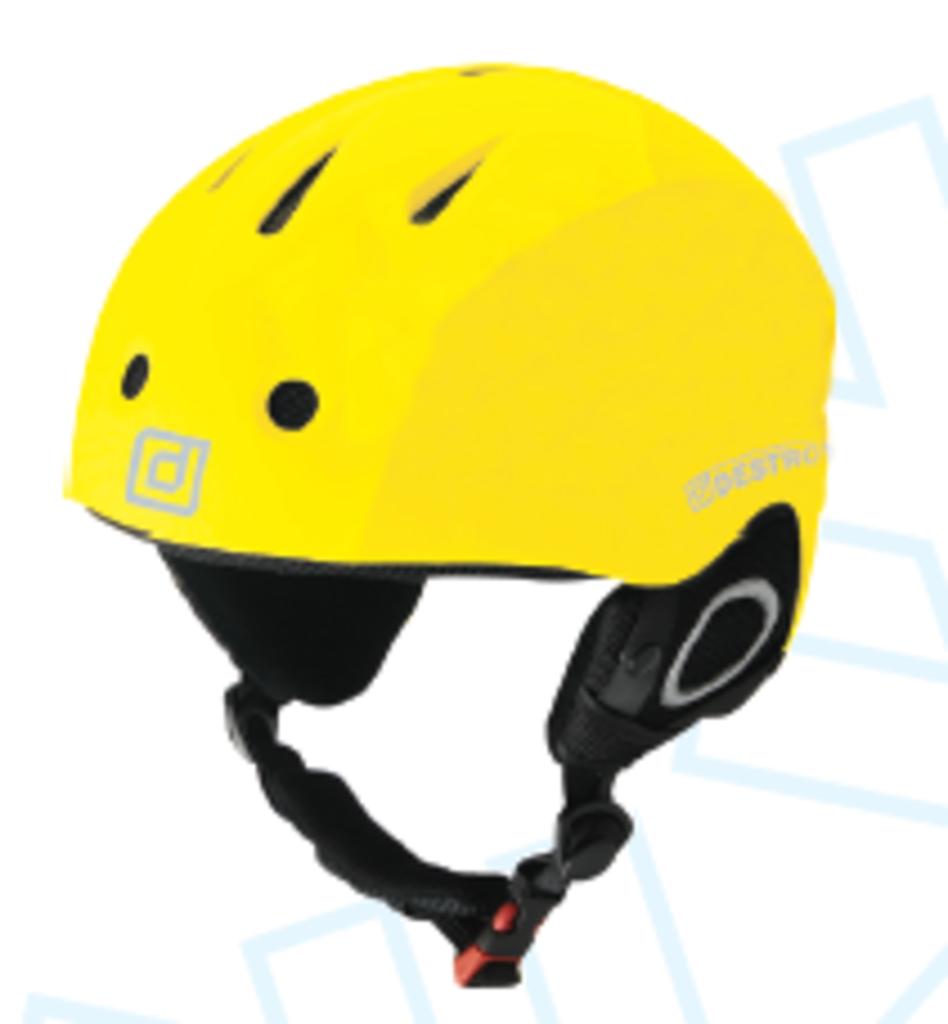 Зимнее снаряжение: Destroyer шлем горнолыжный DSRH-555 в Турин