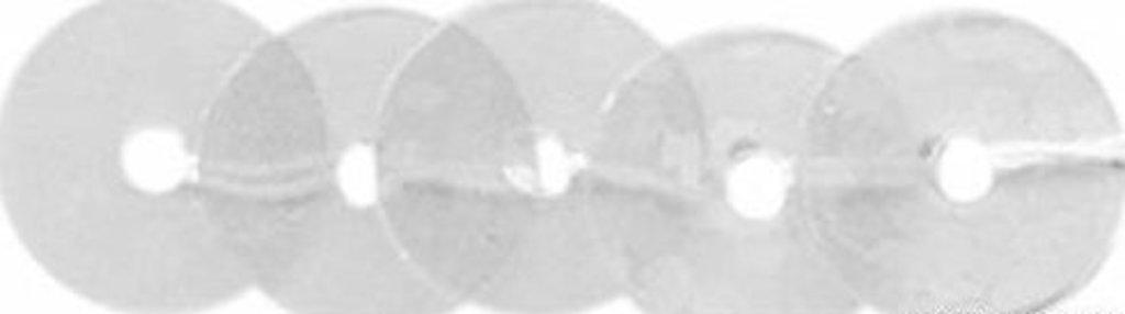 Плоские 6мм.: Пайетки плоские 6мм.упак/10гр.Астра(цвет:06 прозрачный) в Редиант-НК