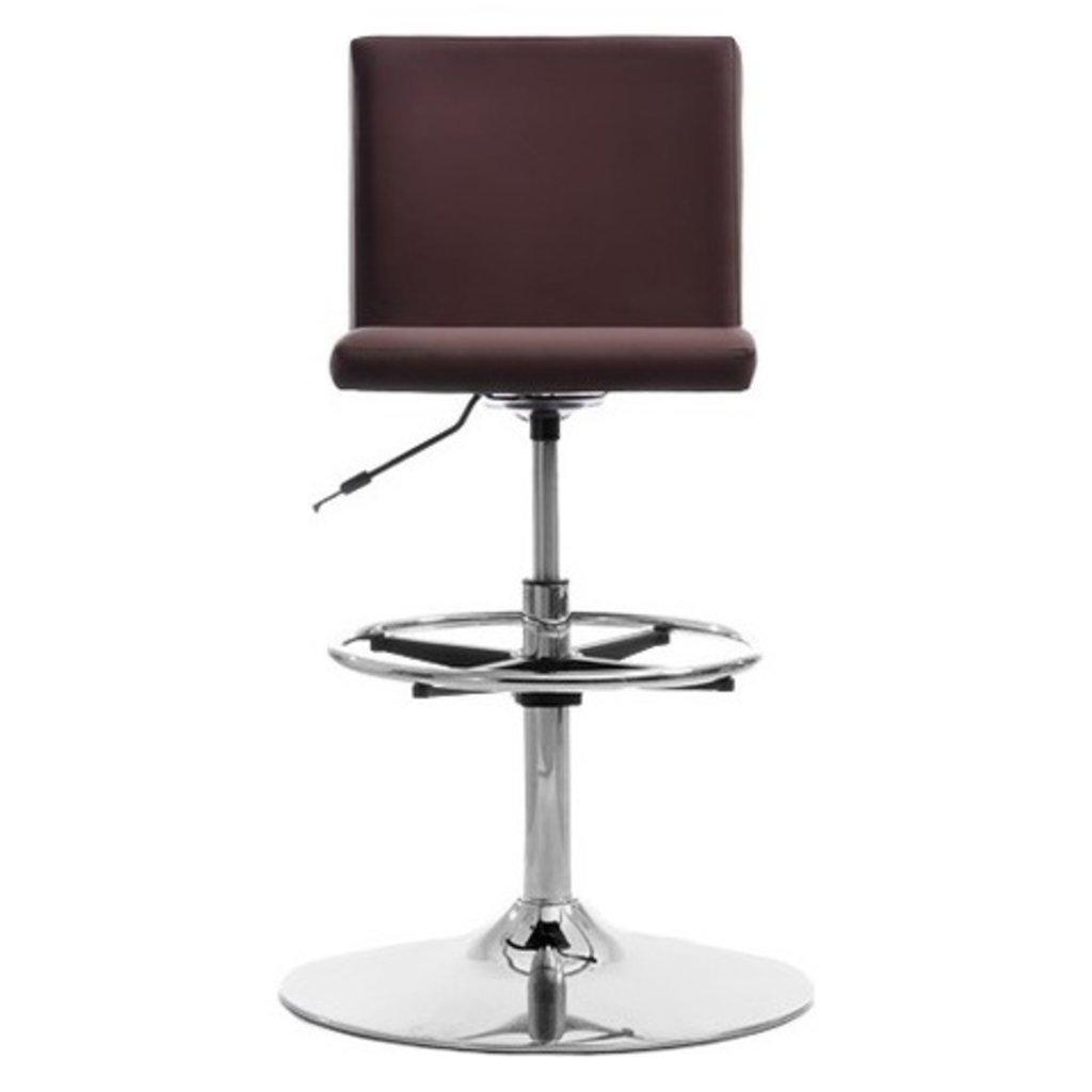 Стулья барные: Барный стул Альтаир (хром) в АРТ-МЕБЕЛЬ НН