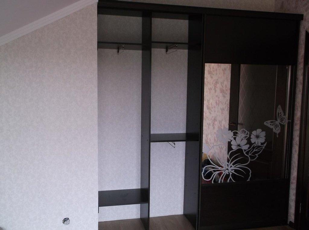 Шкафы-купе: Шкаф-купе 18 в Квадра Мебель