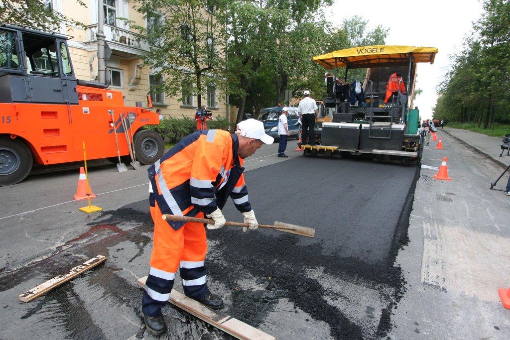 Строительство и ремонт дорог: Организация дорожных работ в Магистраль, ООО