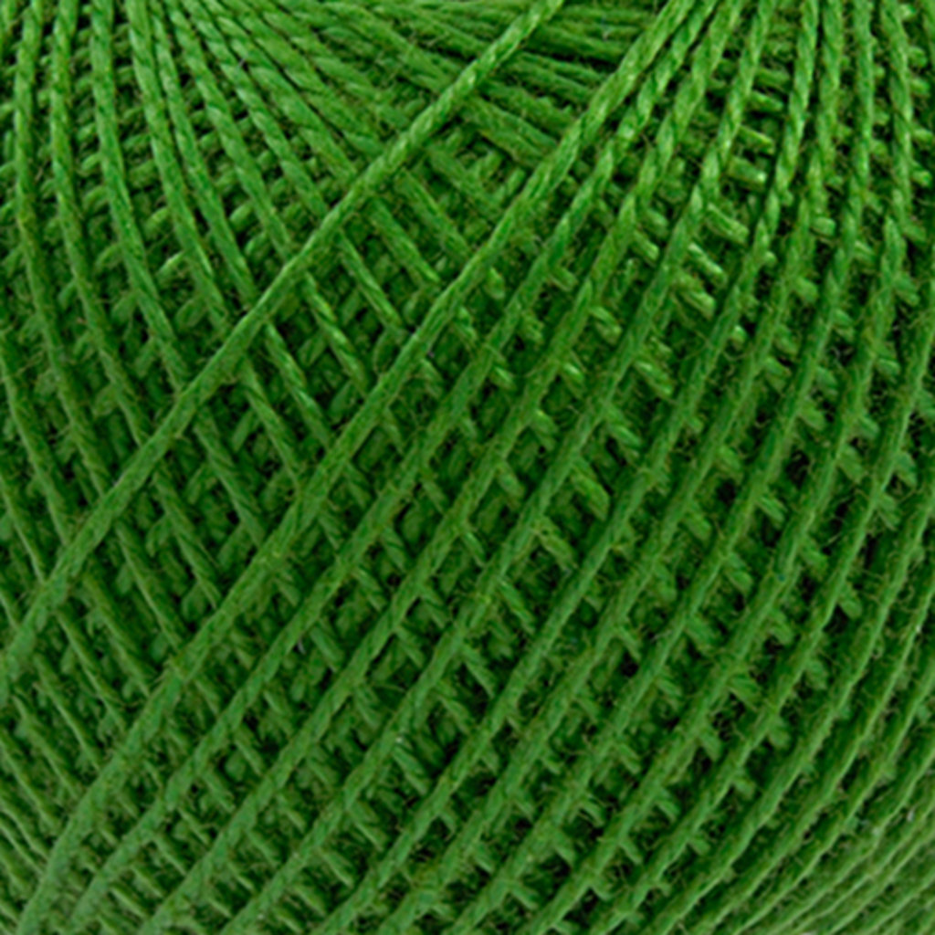 Ирис 25гр.: Нитки Ирис 25гр.150м.(100%хлопок)цвет 3910 зеленый в Редиант-НК