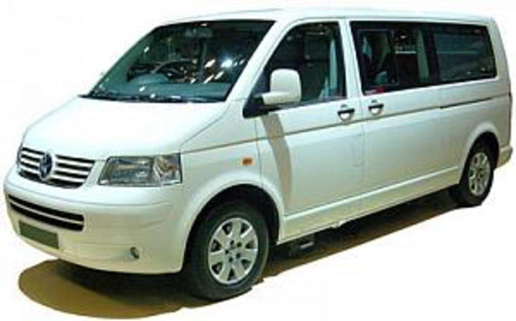 Аренда легковых автомобилей: Volkswagen Multivan в Zevscomfort