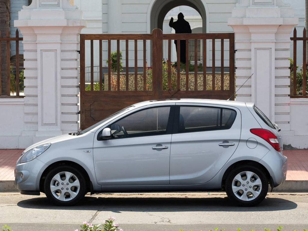Аренда легковых автомобилей: HYUNDAI i20 в Zevscomfort