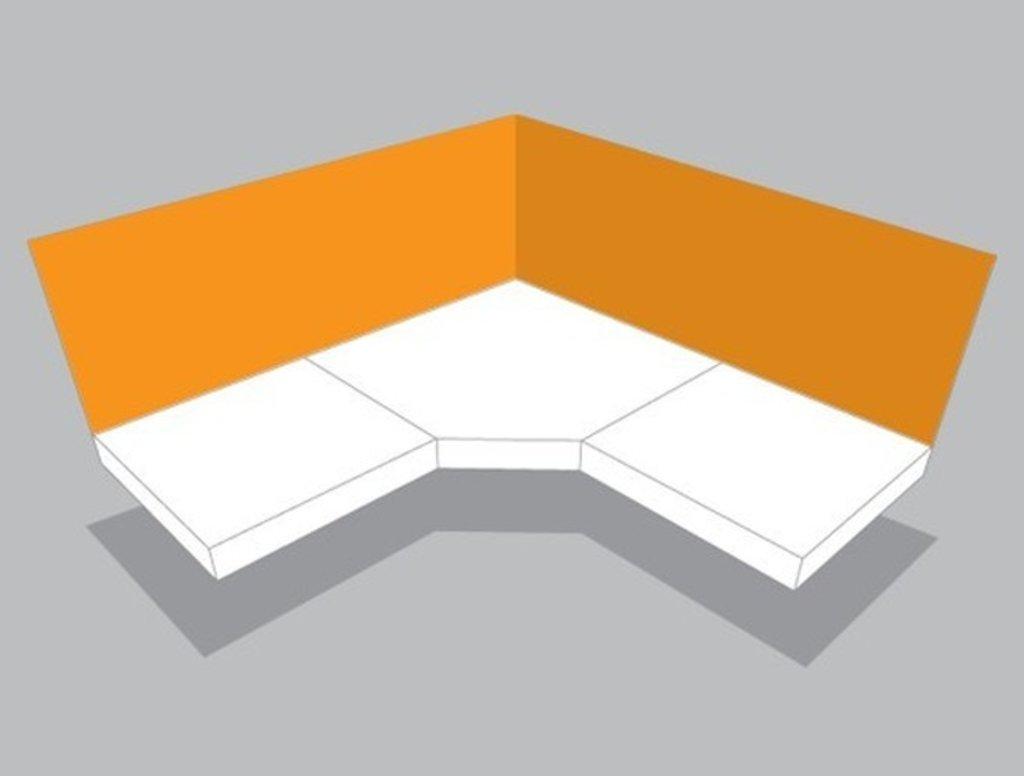 Стеновые панели Form & Style: Стеновая панель F147 ST82 Валентино серый в МебельСтрой