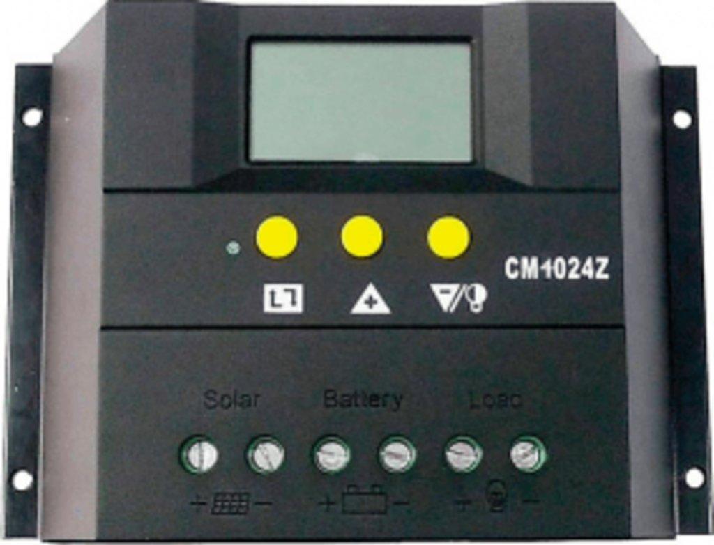 ШИМ контроллеры: Контроллер заряда JUTA CM4024Z в Горизонт