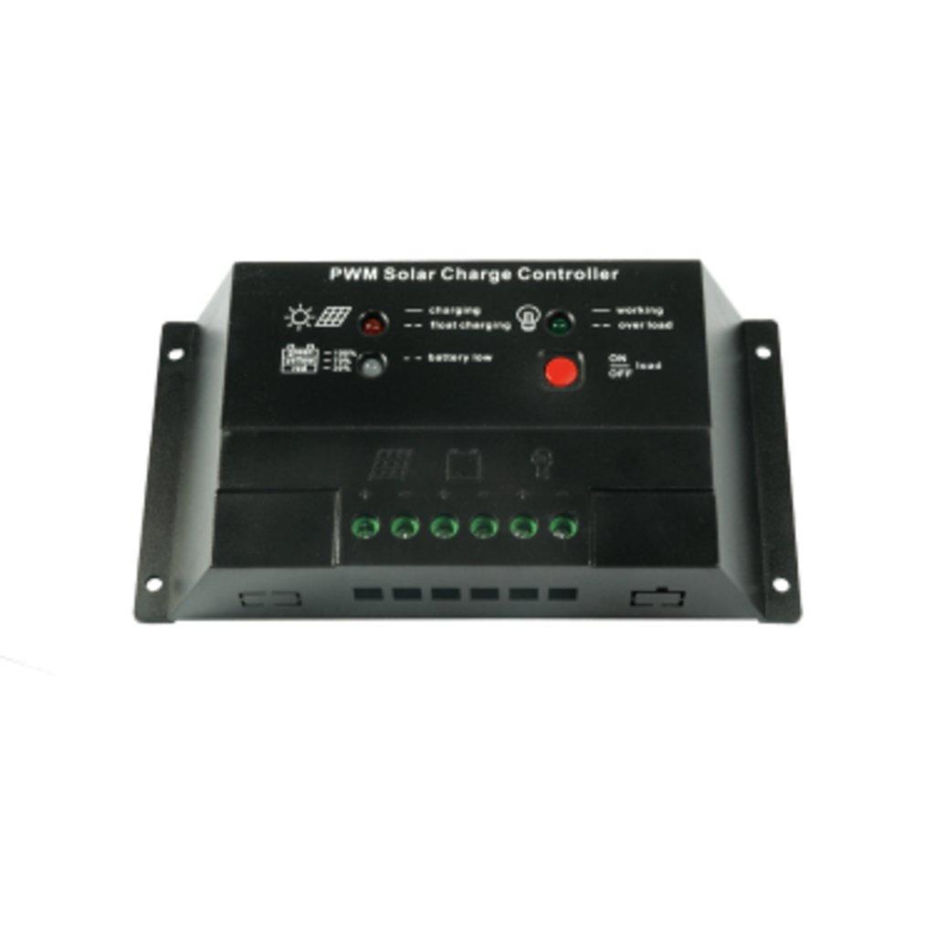 ШИМ контроллеры: Контроллер заряда JUTA CM2024Z 10A в Горизонт