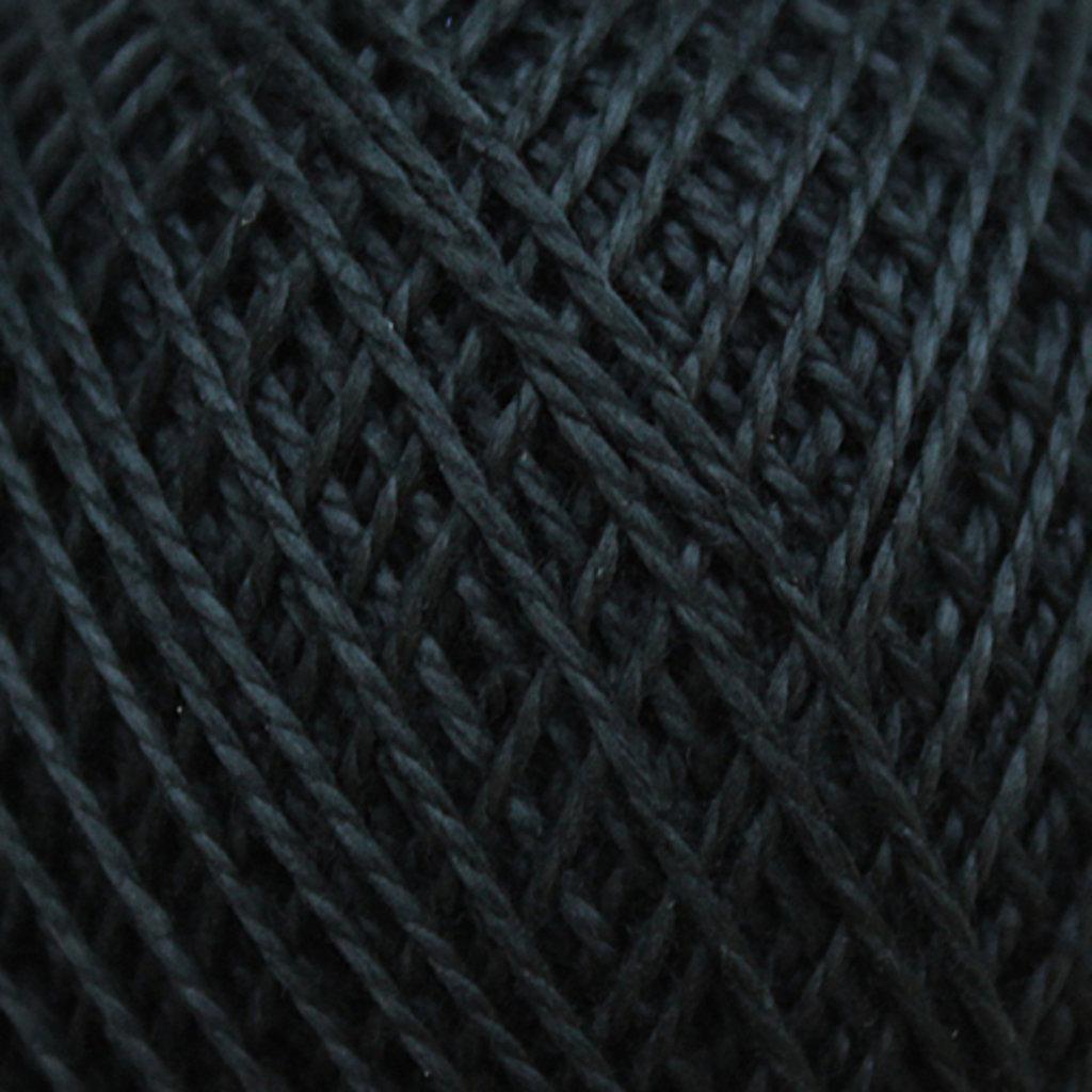 Ирис 25гр.: Нитки Ирис 25гр.150м.(100%хлопок)цвет 7214 черный в Редиант-НК