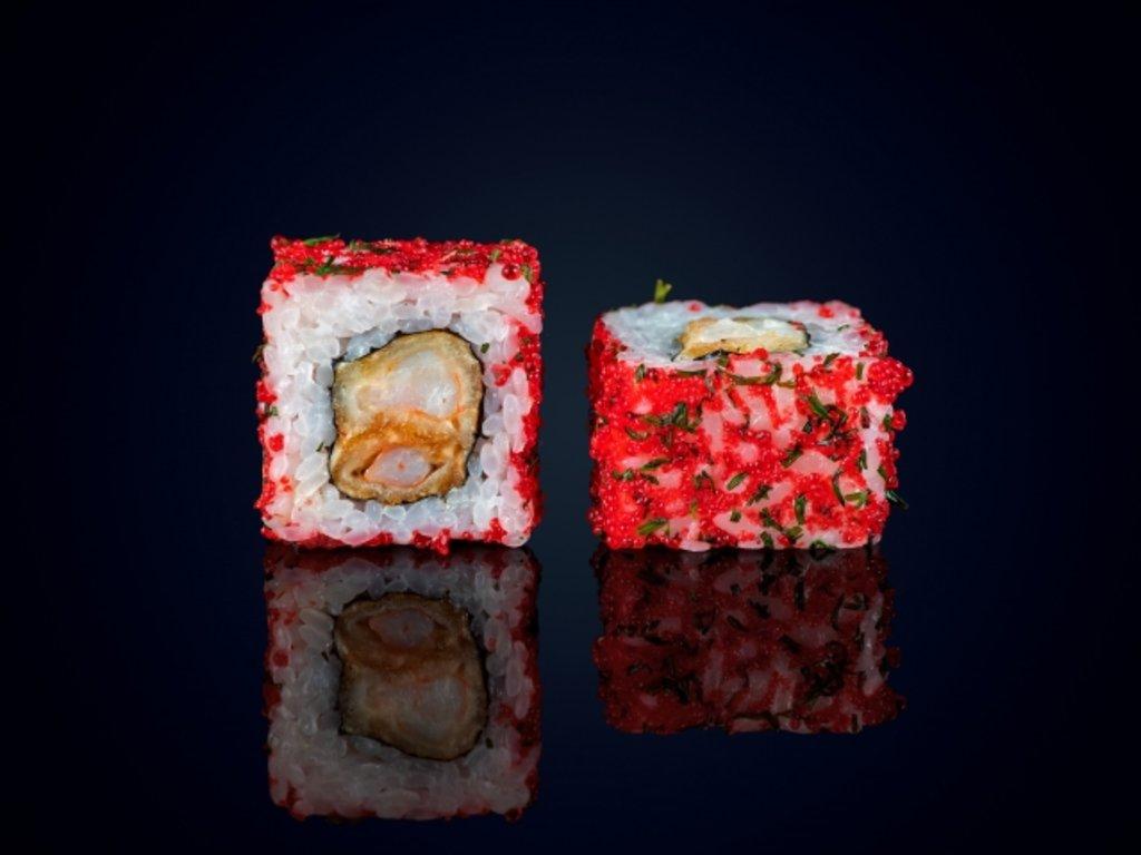 Острые: Эби тем рору в МЭСИ суши&роллы