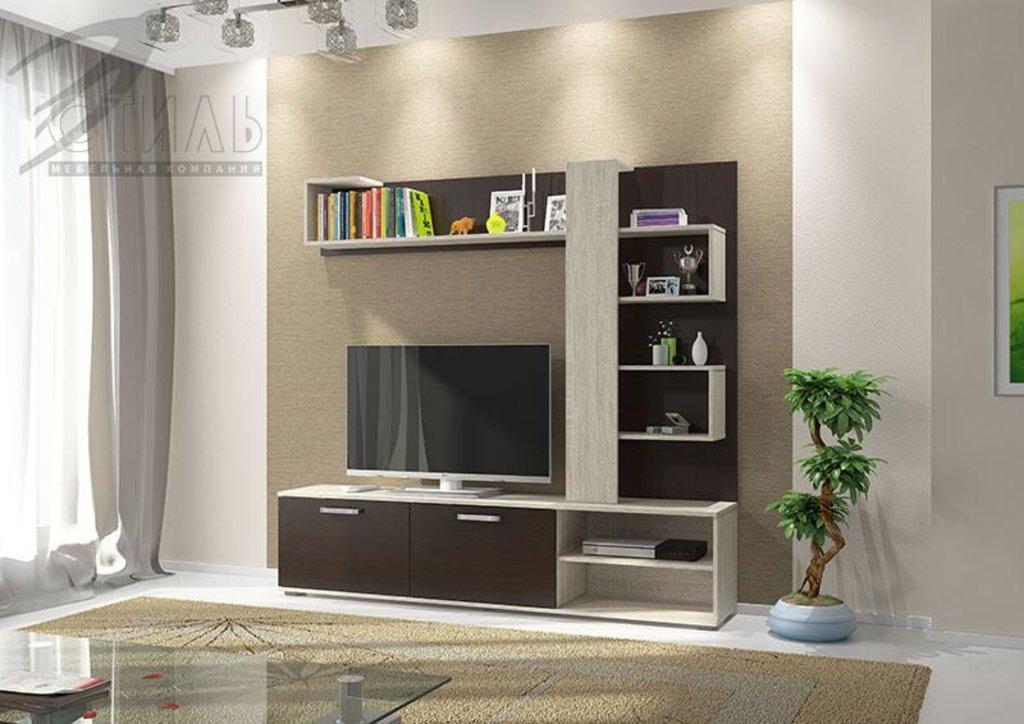 Гостиные: Мебель для гостиной Мираж - 1 в Диван Плюс