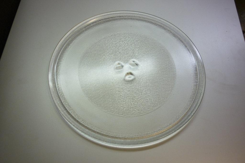 Запчасти для плит и микроволновых СВЧ печей (микроволновок): Тарелка для микроволновой печи СВЧ 305mm (с креплением под коплер диаметром = монете 5 копеек) LG, замена MCW005LG, 49PM022, MCW018UN в АНС ПРОЕКТ, ООО, Сервисный центр