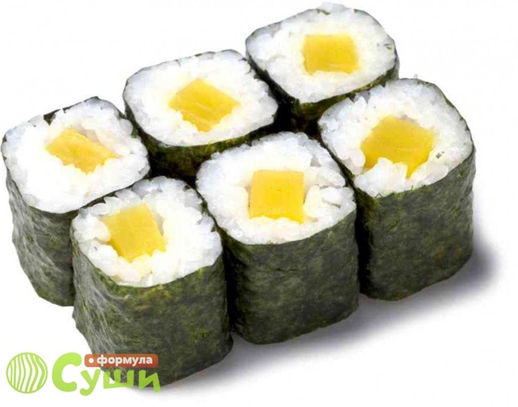 Мини-роллы: ТАКУАН в Формула суши