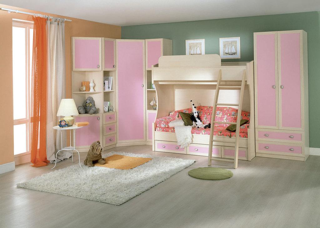 Мебель детская: Мебель для детской в АЛЛЕЯ, торговая сеть