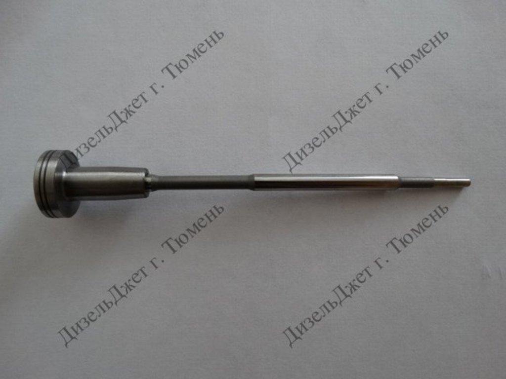 Клапана с штоком: Клапан со штоком F00RJ02103. Подходит для ремонта форсунок BOSCH: 0445120134, 0445120297, 0445120321 в ДизельДжет