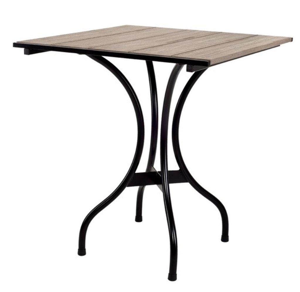 Столы для летних кафе, ресторанов: Стол Жардин в АРТ-МЕБЕЛЬ НН
