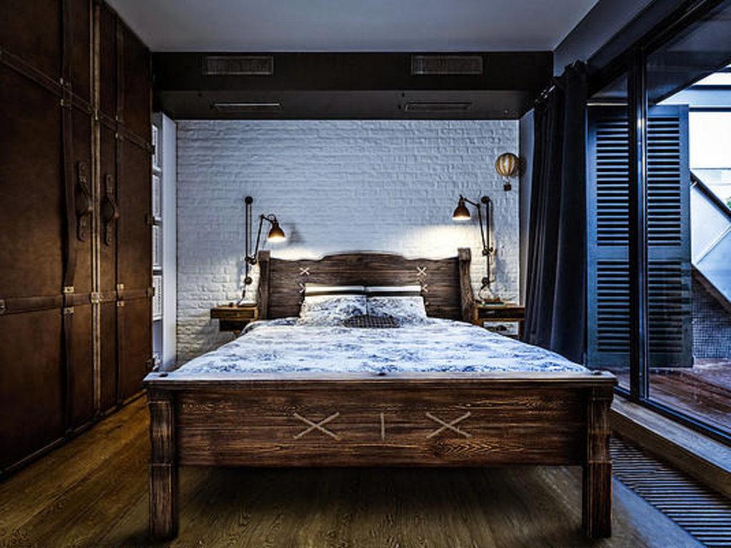 Кровати: Кровать Манхэттен-3 в Золотая рыбка