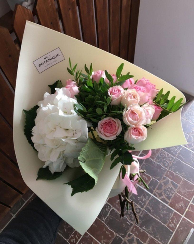 Букеты в фоамиране: Микс из цветов в Фоамиране в Botanique №1,ЭКСКЛЮЗИВНЫЕ БУКЕТЫ