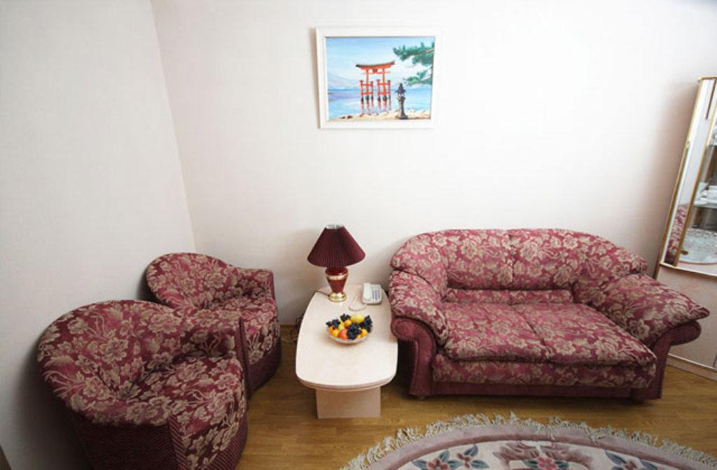 Номерной фонд: Номер Люкс в Ленинград, ресторан, гостиница