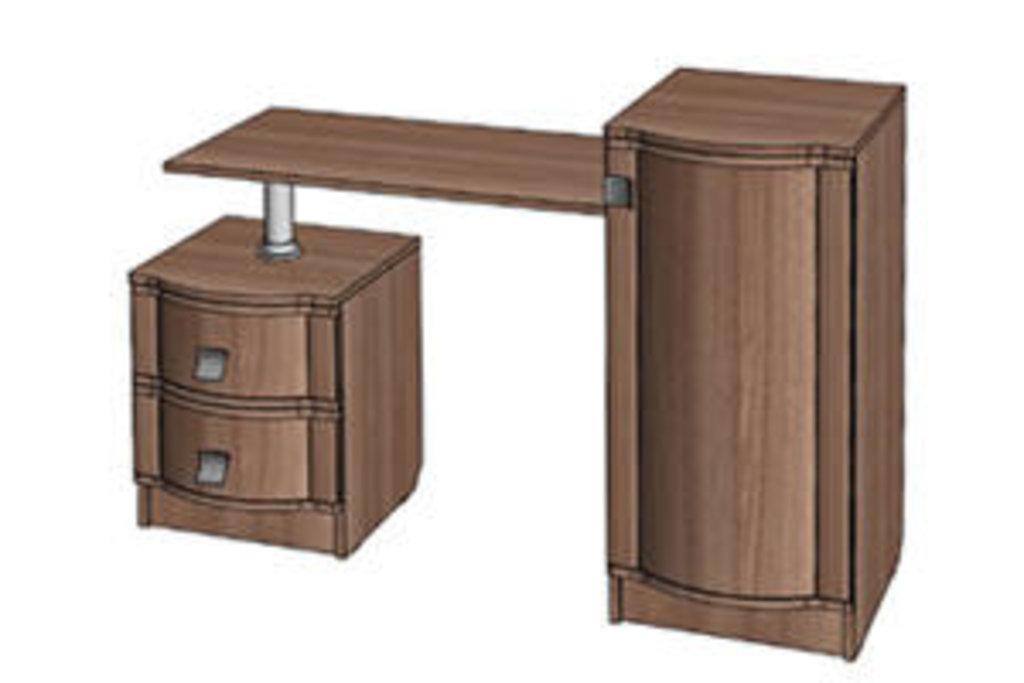 Мебель для спальни Соната. Модульная серия.: Туалетный столик серия Соната в Уютный дом
