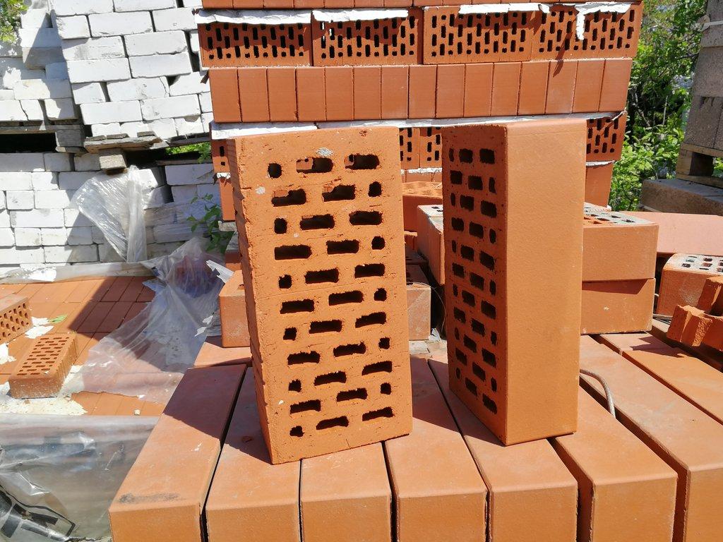Кирпичи: Кирпич керамический, облицовочный Самара и Самарская область. в Аэроплан, ООО