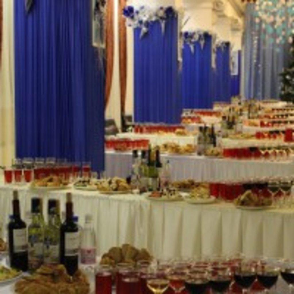 Фуршетное меню: Глинтвейн б/а на виноградном соке в Обедовъ