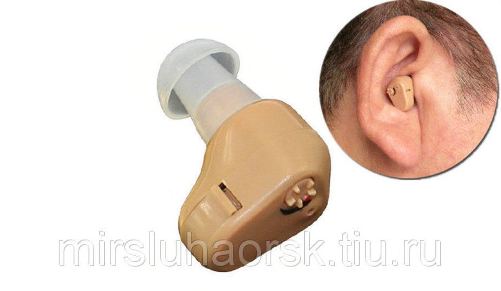 Усилители слуха: Усилитель слуха Компакт к-80 в Мир слуха