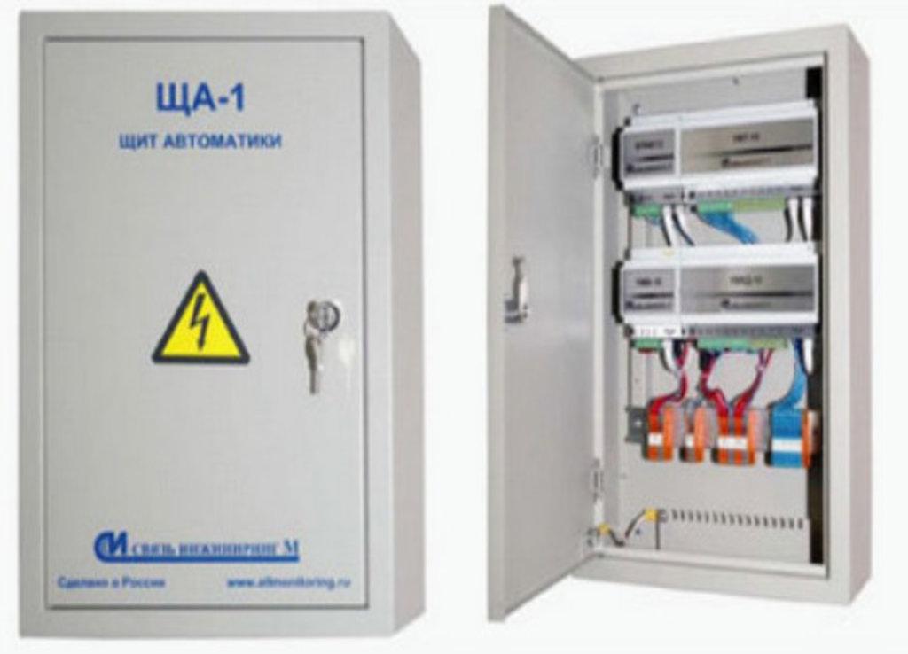 Прочие услуги: Щит автоматики и электрики в Ортеплосервис