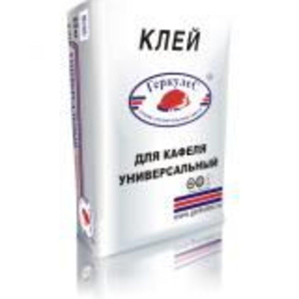 Сухие растворы и смеси: Клей универсальный Геркулес (мешок 25 кг) в 100 пудов