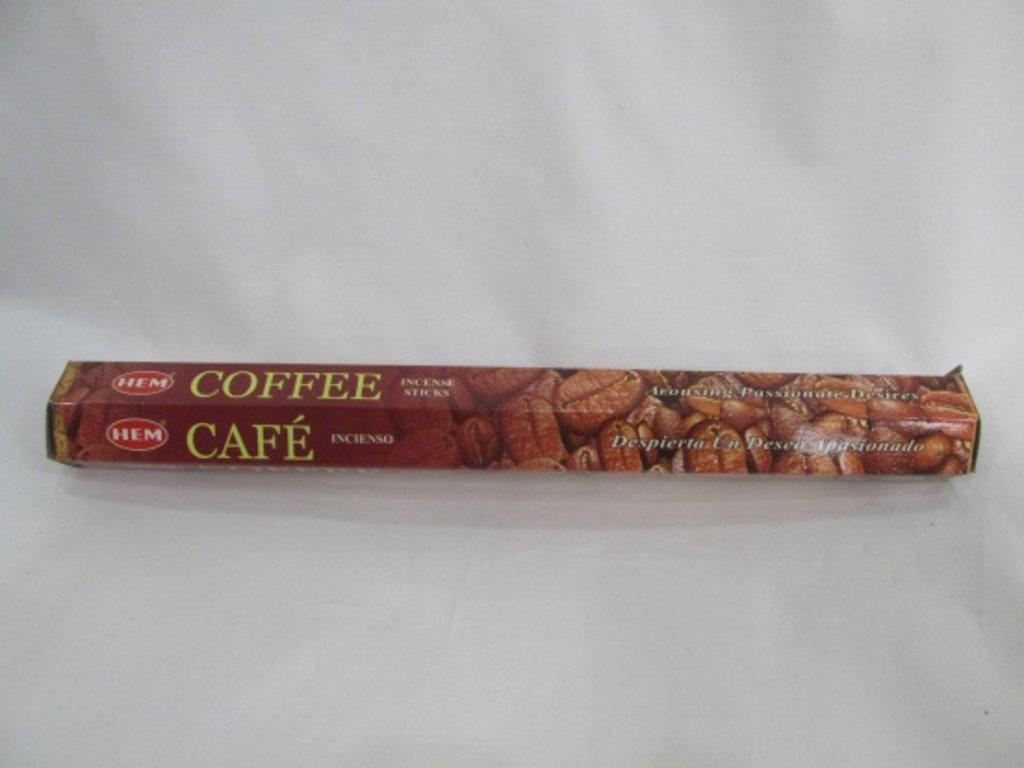 Благовония: HEM Hexa COFFEE Кофе в Шамбала, индийская лавка