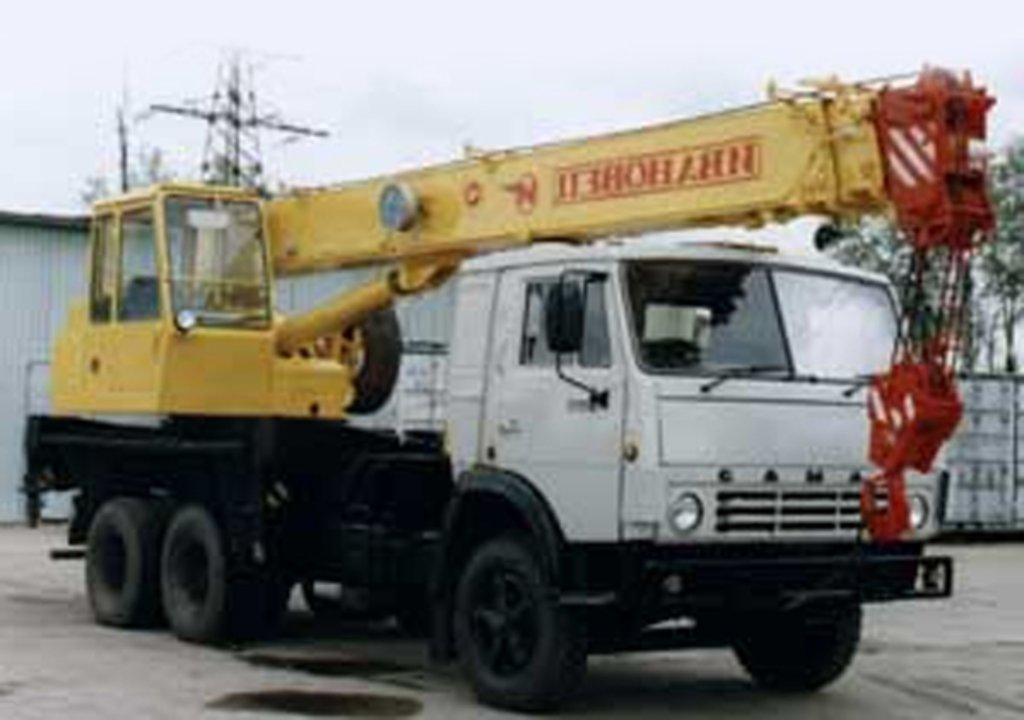 Спецтехника, общее: Автокран КС 4572 на базе КАМАЗ. в ПромЭнергоКомплекс