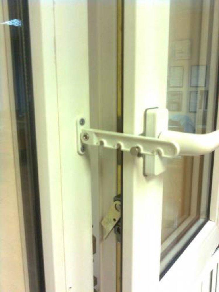 Комплектующие для окон и дверей пвх: Проветриватель на окно в Балкон-Уют