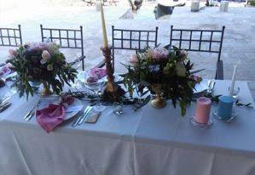 Свадебное оформление интерьера: Vjenčanje uređenje interijera/Свадебное оформление интерьера в Lilies