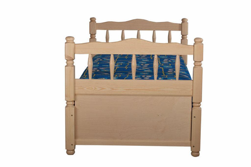 Кровати: Детская кровать Дарья в Золотая рыбка