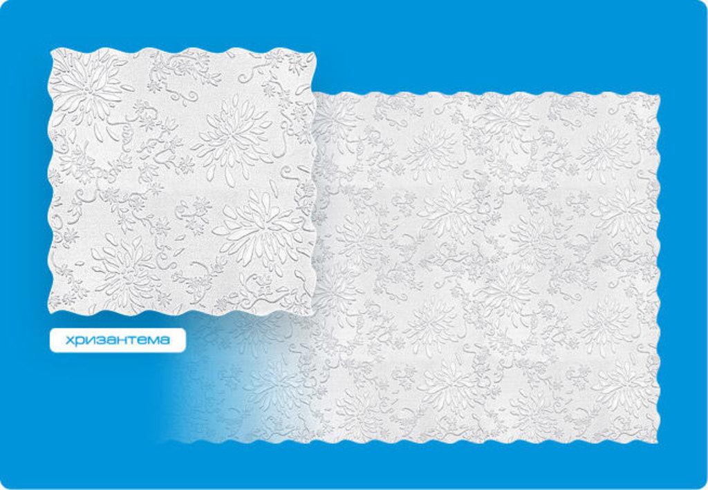 Потолочная плитка: Плитка ФОРМАТ инжекционная Хризантема в Мир Потолков