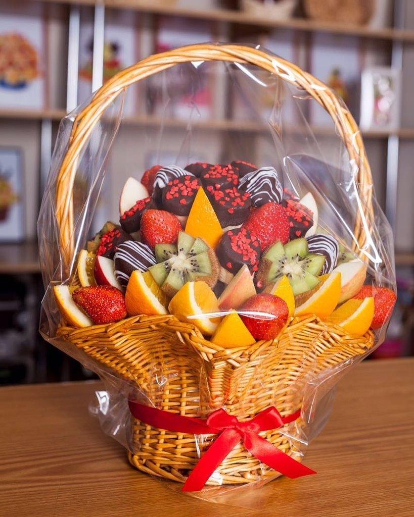 ВСЕ БУКЕТЫ: Букет Fruit Art в Fruit Art