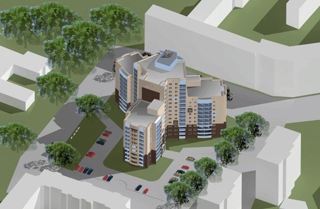 Жилые комплексы: Жилой комплекс и квартиры в ЖК «На Первомайской» в Гипермаркет Новостройки