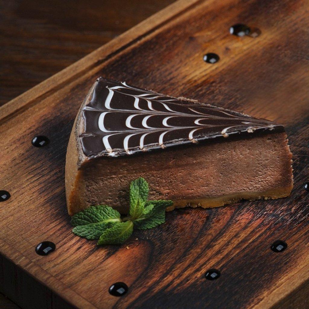 Чизкейк шоколадный в Еха-пицца