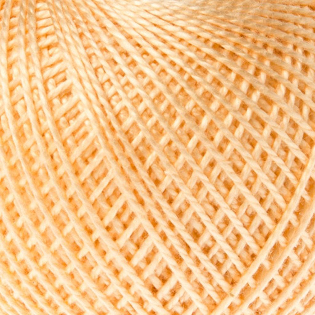 Ирис 25гр.: Нитки Ирис 25гр.150м.(100%хлопок)цвет 0602 св.абрикос в Редиант-НК