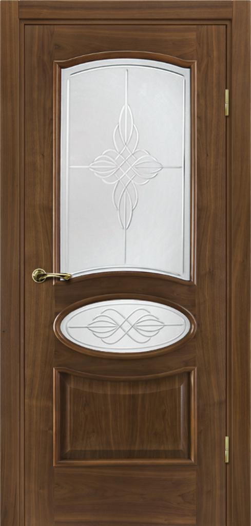 Двери шпонированые: Соренто ДО в Двери в Тюмени, межкомнатные двери, входные двери