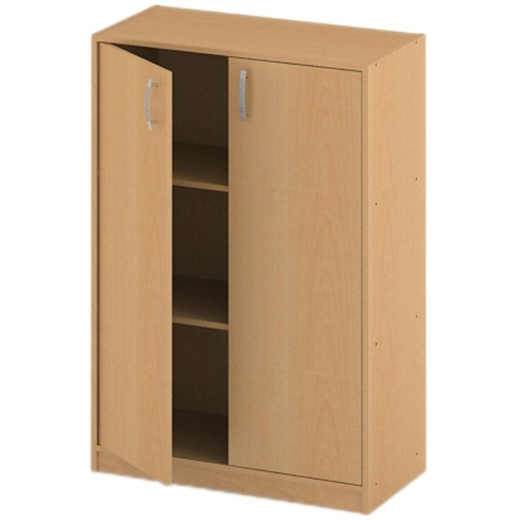 Офисная мебель пеналы, шкафы Р-16: Шкаф (16) 1120*720*380 в АРТ-МЕБЕЛЬ НН