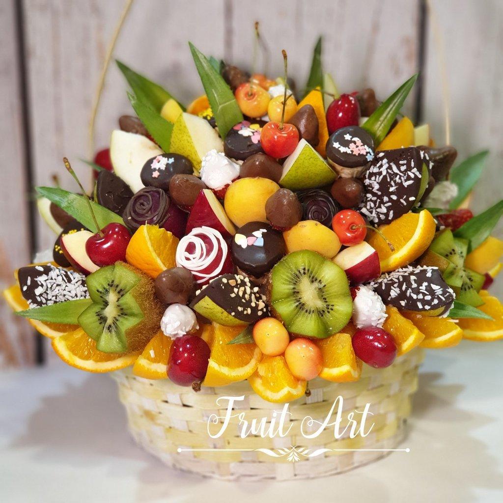 ВСЕ БУКЕТЫ: Рассвет в Fruit Art
