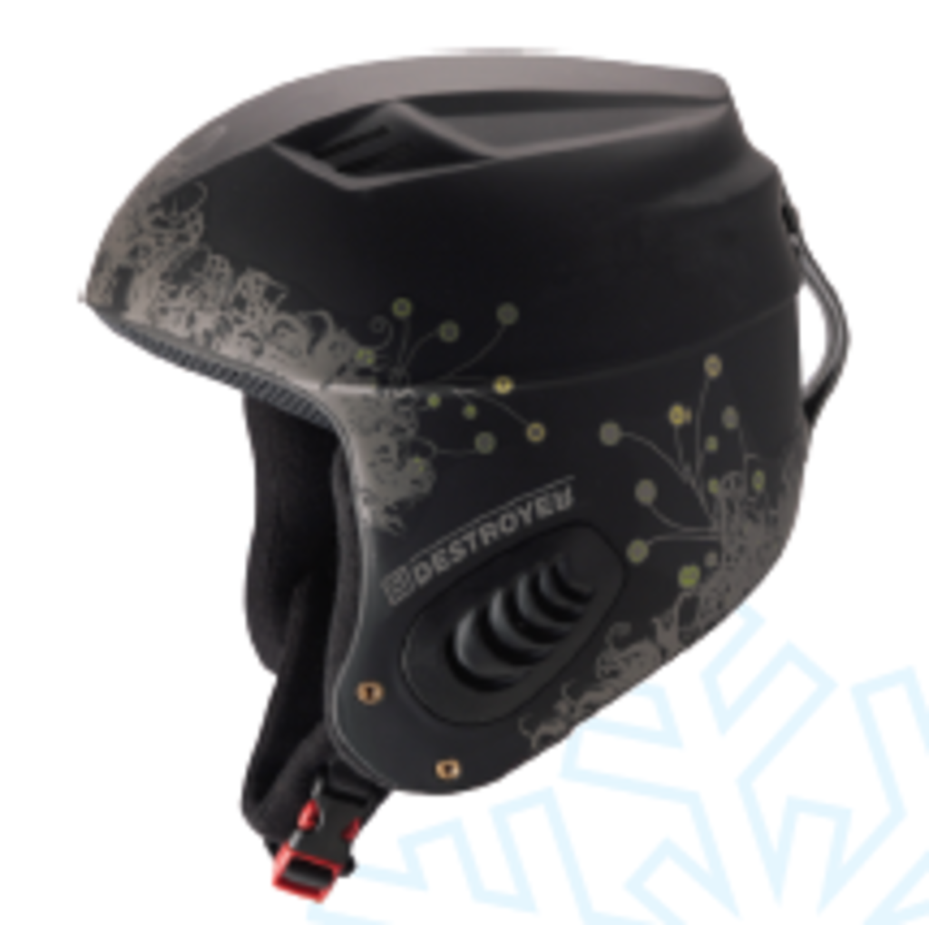 Зимнее снаряжение: Destroyer шлем горнолыжный DSRH-111K в Турин