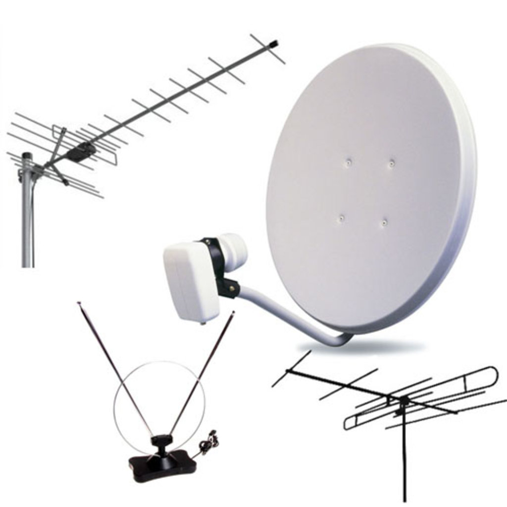 Монтаж, обслуживание спутникового,  антенного оборудования: РЕМОНТ АНТЕННЫ ВСЕХ ВИДОВ в Антенн-Сервис