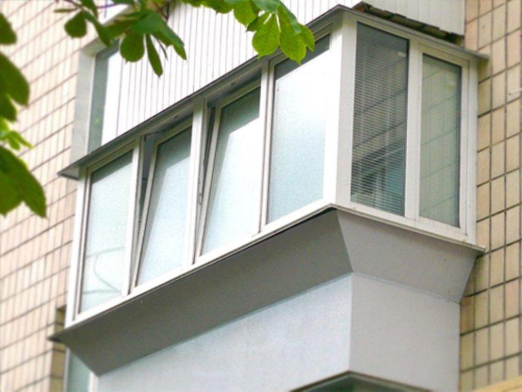 Балконы пластиковые в Галерея, ООО